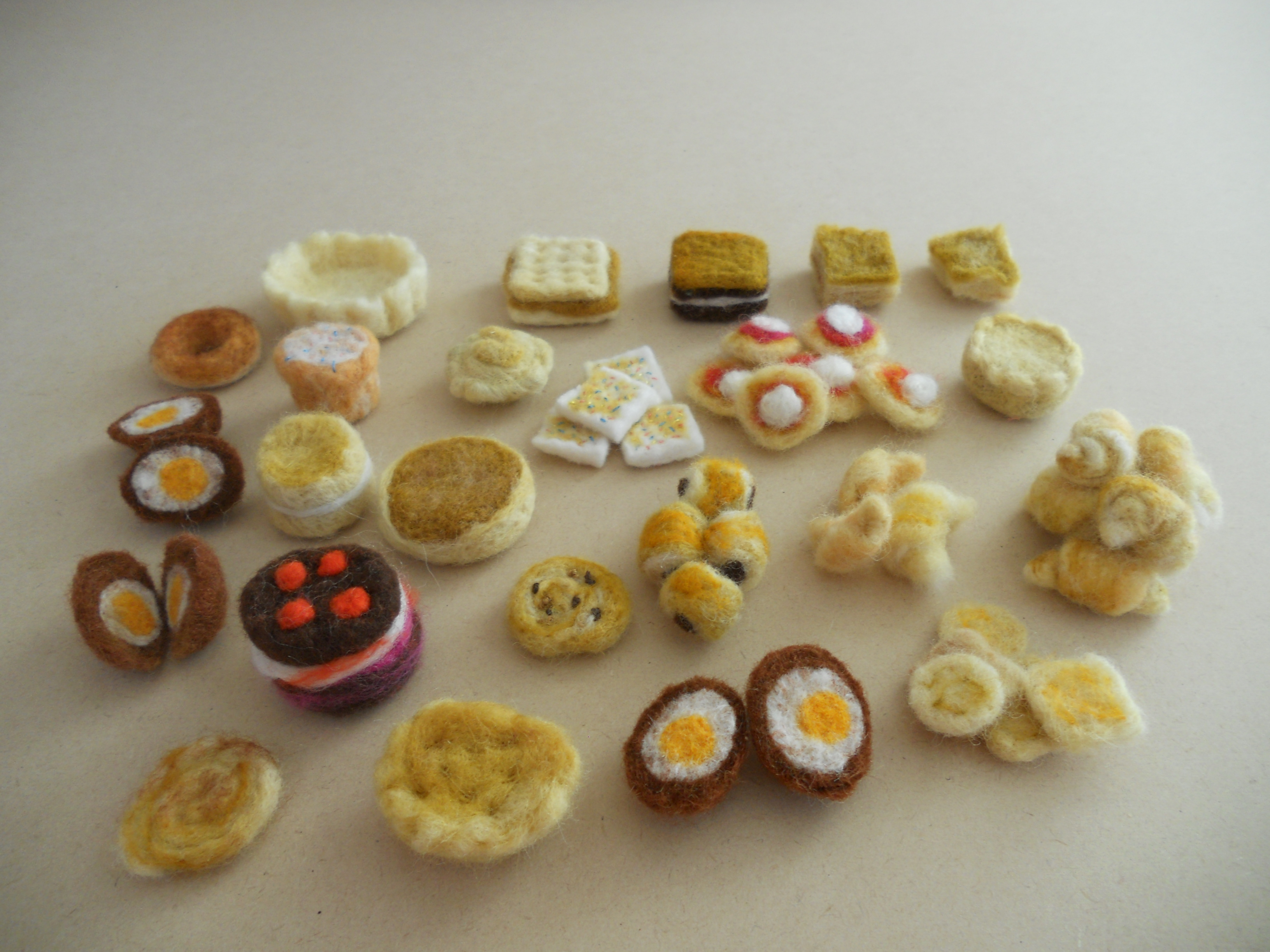 February's bakings