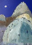 Cape Campbell, Moon